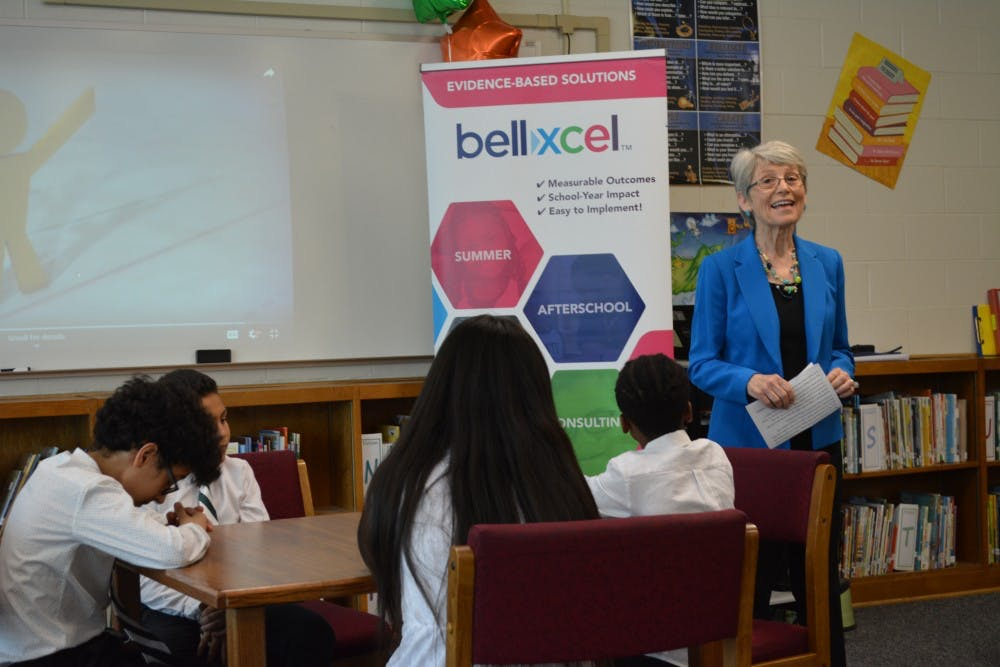 EDCI BellXcel camp gets Duke Energy Foundation donation, students see academic growth