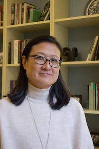 Jennifer Ho is a professor in the Department of English and Comparative Literature.