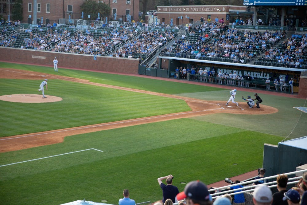 Tar Heel bullpen shines in UNC baseball's win over Virginia