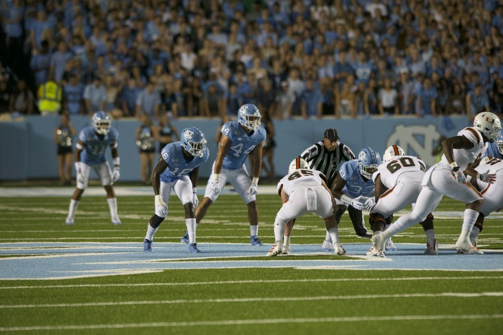 After being judged for two years, the UNC defense proved it had enough against Miami
