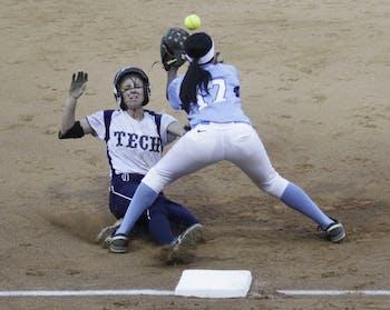 softball v. Georgia Tech