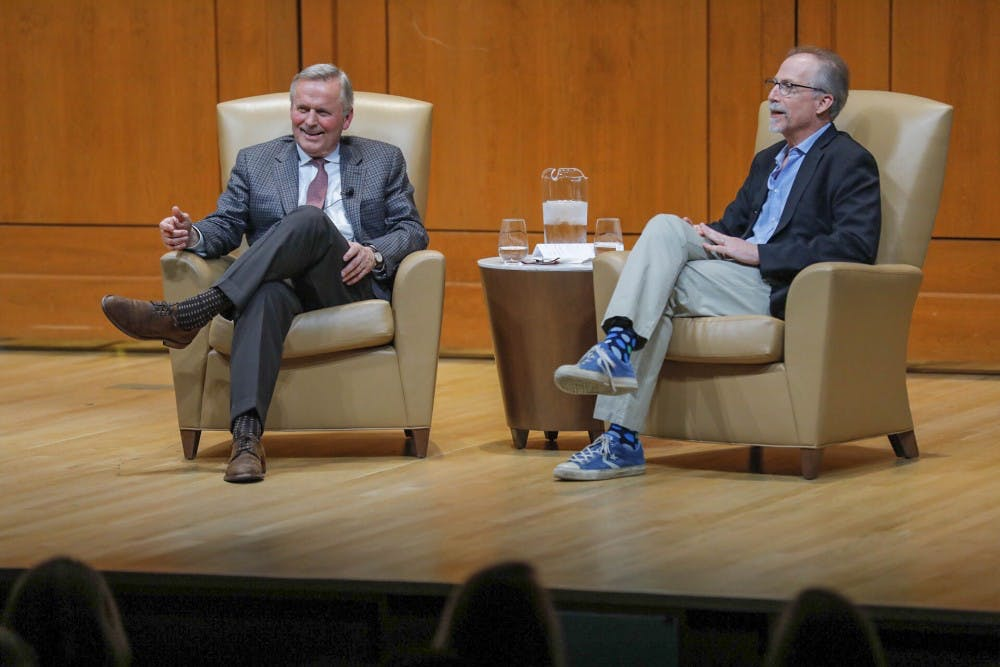 Bestselling writer John Grisham comes to UNC for lecture about innocence