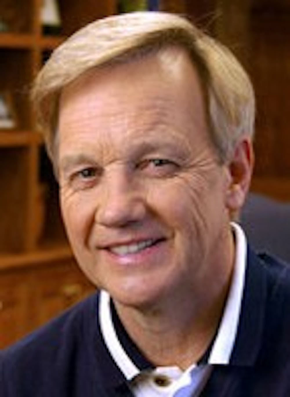 Gerald Boarman has overseen many changes to the school in his 10-year term as chancellor. DTH file