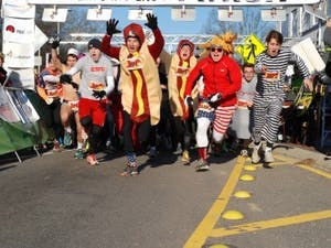 Photo taken by the Krispy Kreme challenge and courtesy of Sarah Lewis.