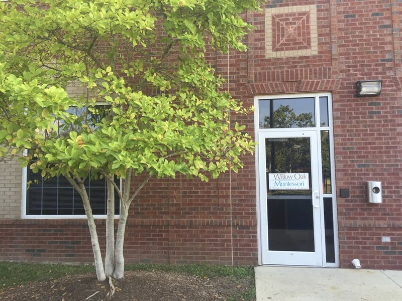 Willow Oak Montessori, a public charter school in Chapel Hill, is searching for facilities funding in the pockets of parents.