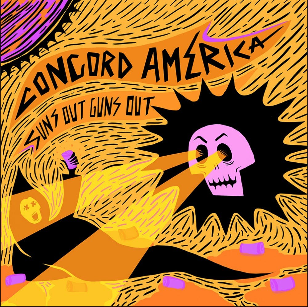 Music Review: Suns Out Guns Out