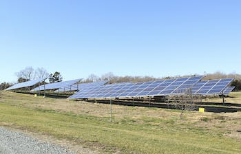 In a recent report, Raleigh ranked among the top 20 cities nationwide for solar power per capita.