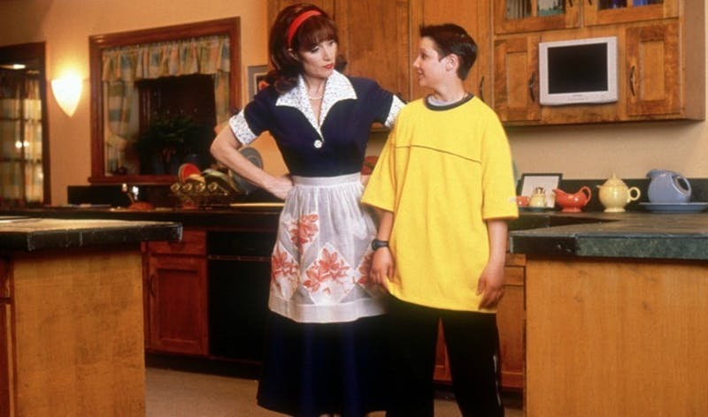 """Smart House"" was kind of scary, but we'd be down for the technological upgrades. Photo taken from Bustle"