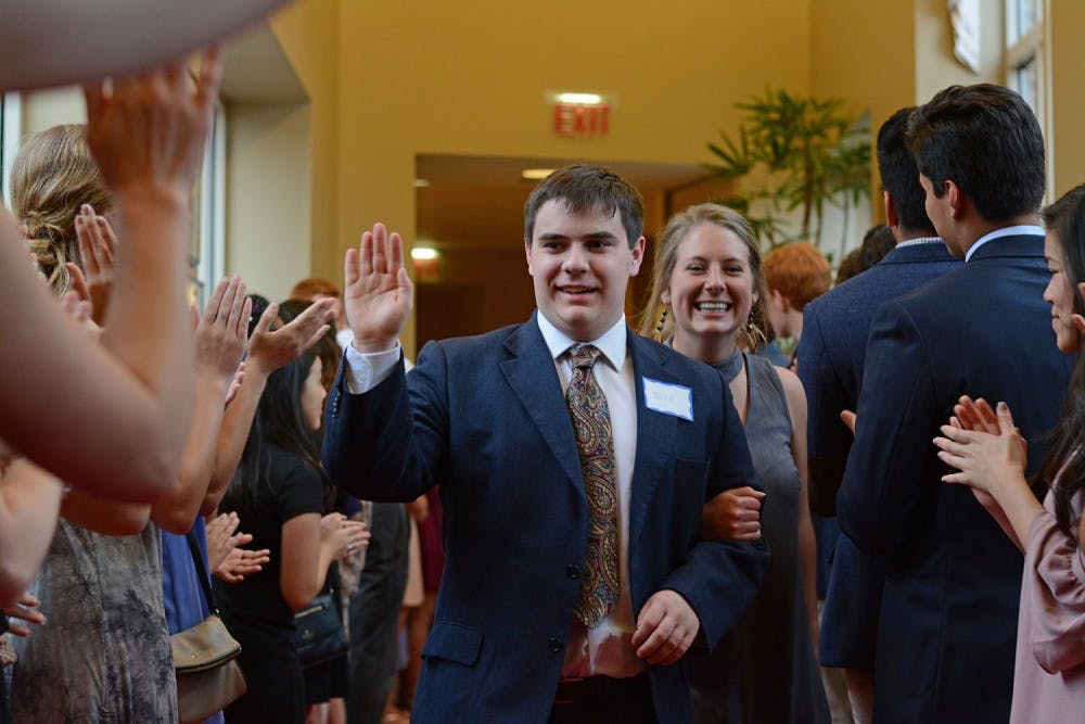 Third annual Joy Prom rolls out red carpet for Best Buddies and UNC students