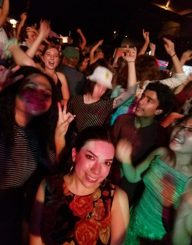 WXYC will host its early 2000s dance on Friday. Photo courtesy of Ashley Choo-Hen.