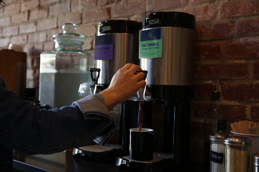 NC coffee vendor blends quality, sustainability and education