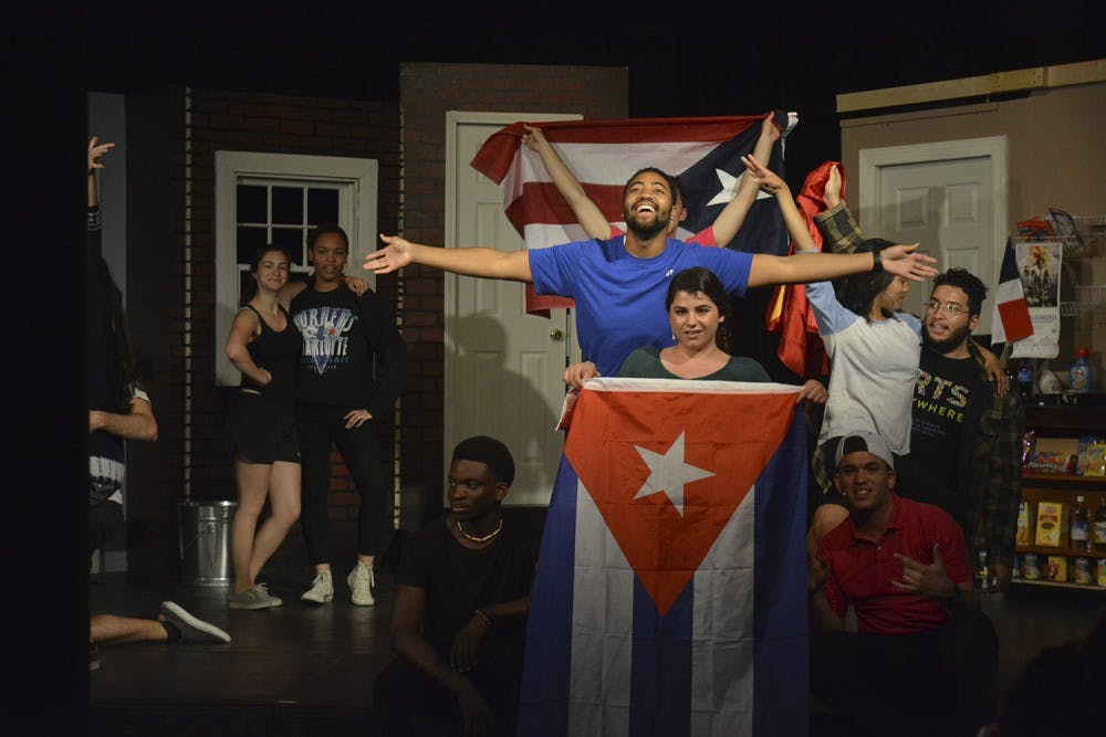 Pauper Players bring Broadway to UNC in Lin-Manuel Miranda-created 'In the Heights'