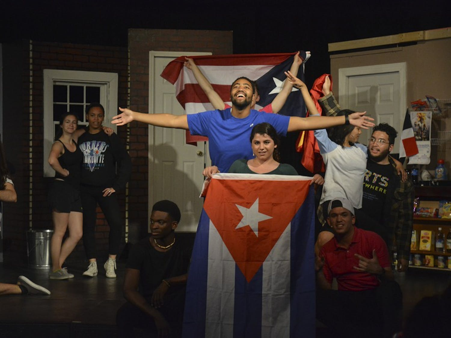 "Friday, Pauper Players will begin their four day run of Lin-Manuel Miranda's first musical, ""In The Heights""."
