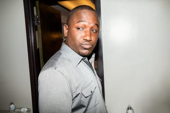 Hannibal Buress will perform standup at The Duke Energy Center on September 23. Photo courtesy of Pam Loshak.