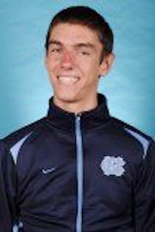 On April 1, Isaac Presson recorded the nation's fastest time in the 1500 meters this year.