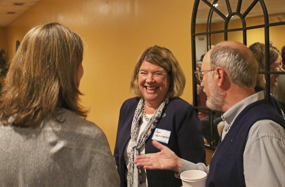 Q & A with Chapel Hill Mayor Pam Hemminger