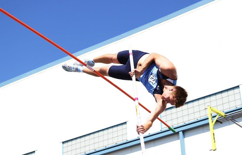 Freshman decathlete Joe Hutchinson to carry Olympic torch in May