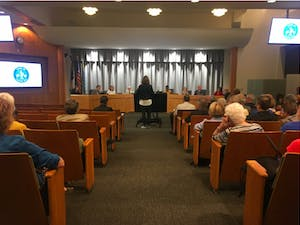 Chapel Hill Town Council meets October 11 for their weekly Wedensday meeting to discuss agenda items.