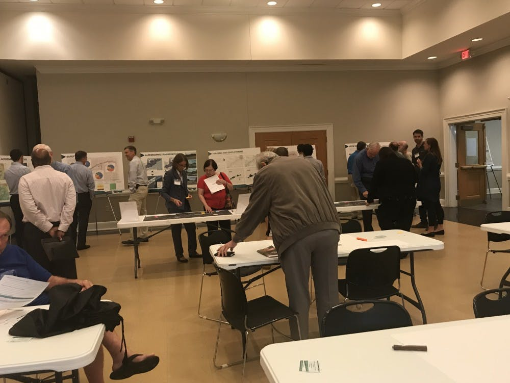 Residents envision a less congested future for U.S. Highway 15-501