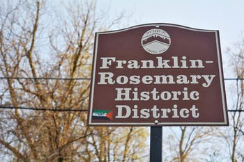 Some residents who own properties in the Historic Districtare upset with how the district is run and the lack of representation they feel in the decision making process for home projects.