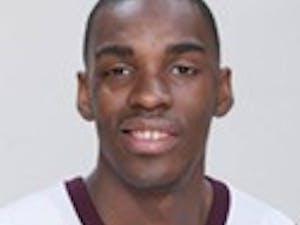 Senior Jarvis Varnado of Mississippi State set the NCAA record for career shot blocks.