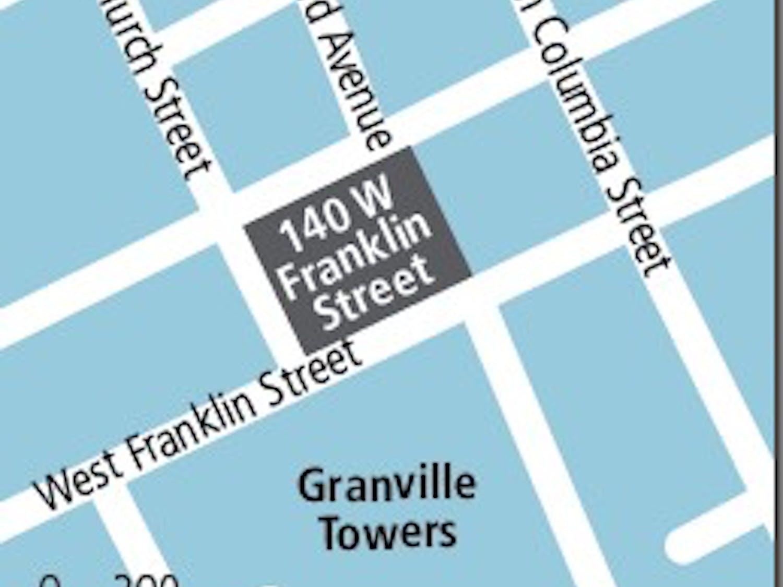140 W Franklin St.
