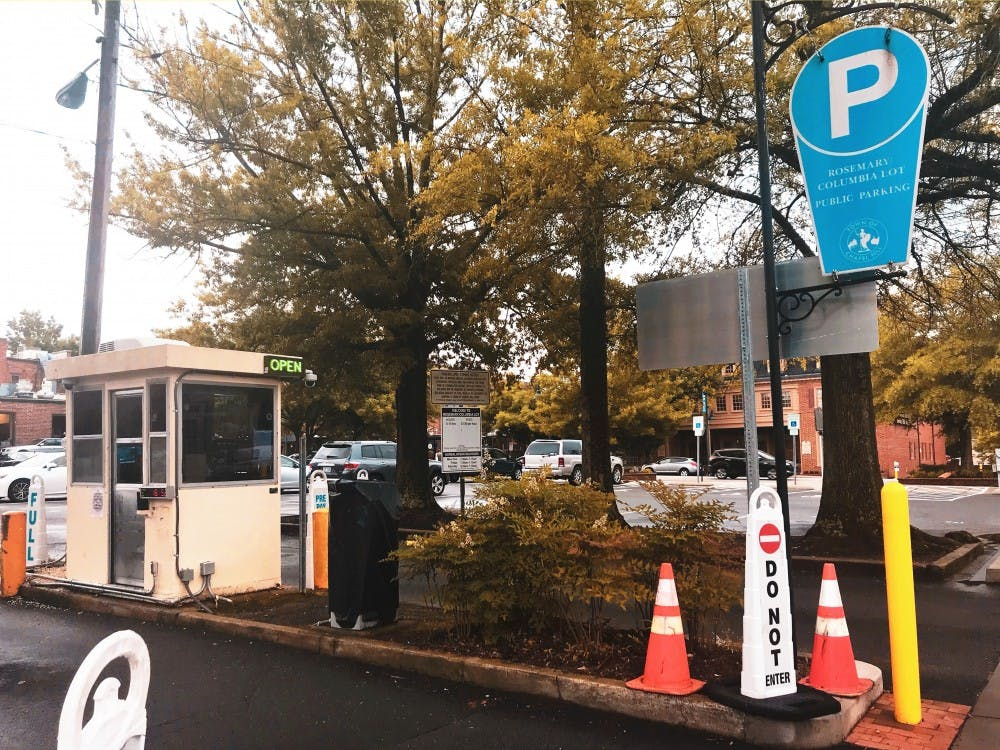 Pucker up and pay up front: Chapel Hill is changing downtown parking payments