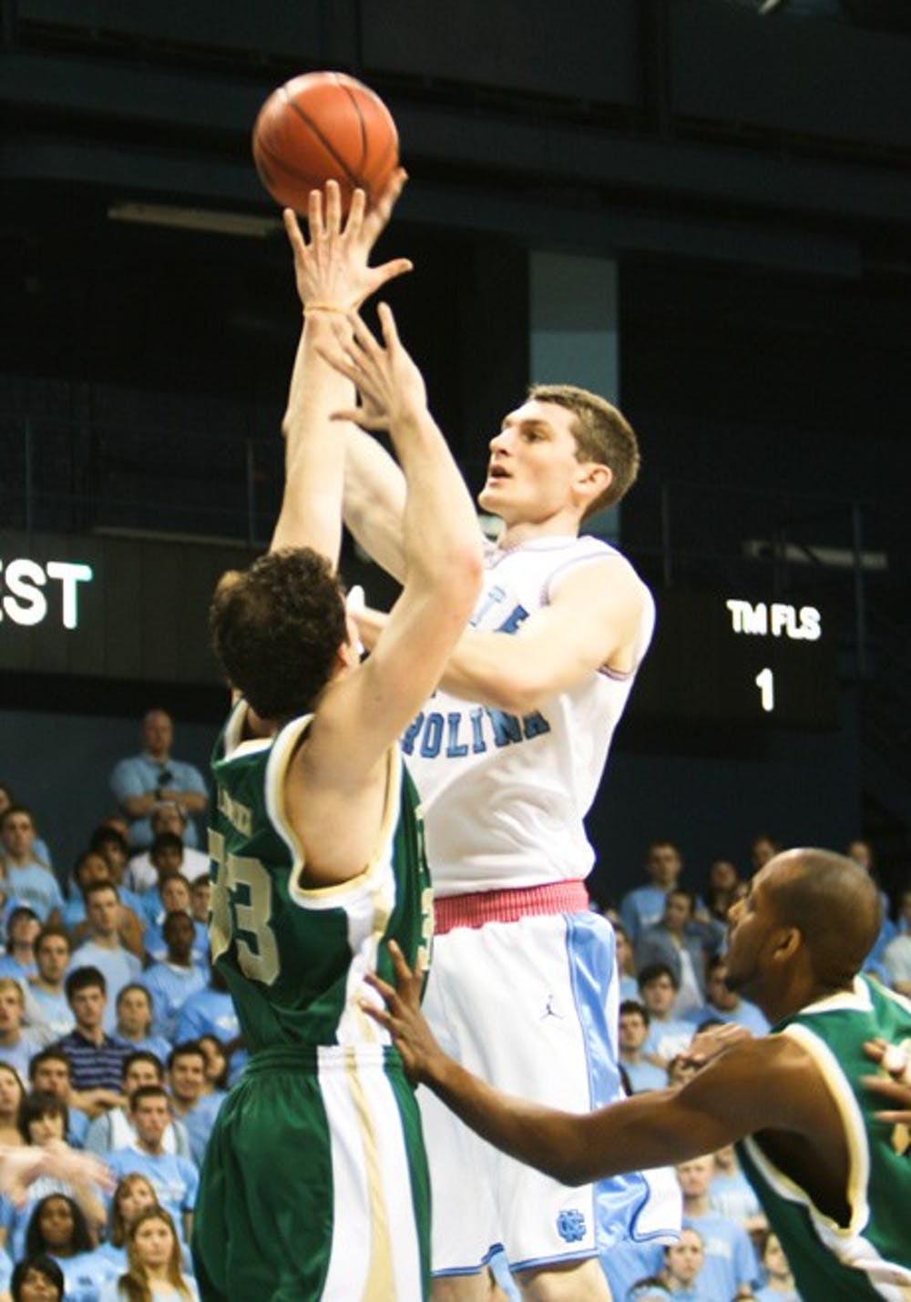 Henson and Zeller gain experience