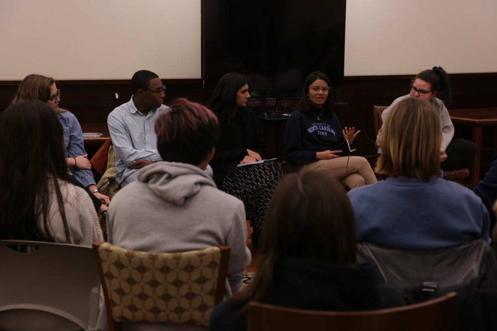 Embody Carolina hosts Diversity and Inclusion Panel