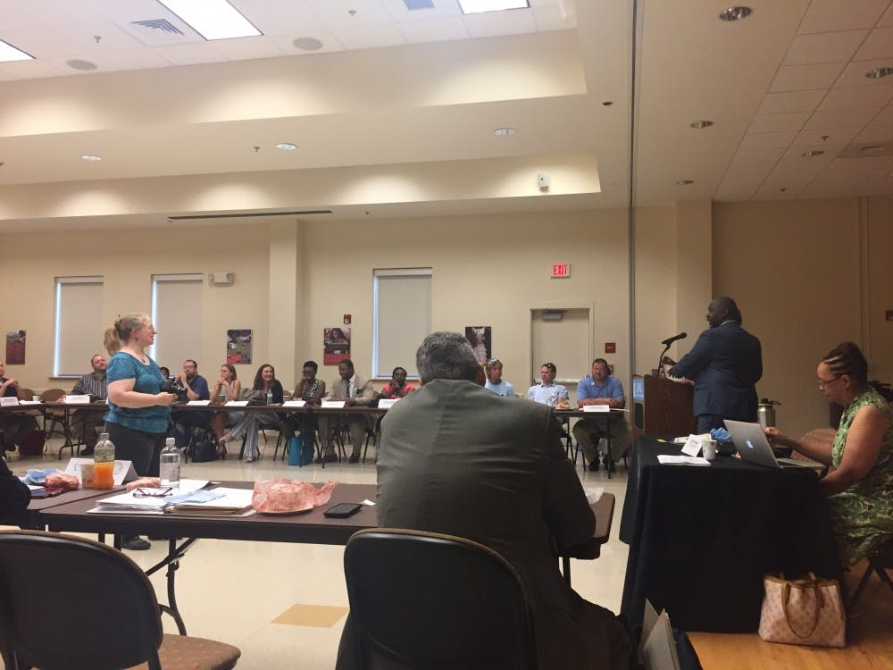 Here's what you missed at Wednesday's Employee Forum