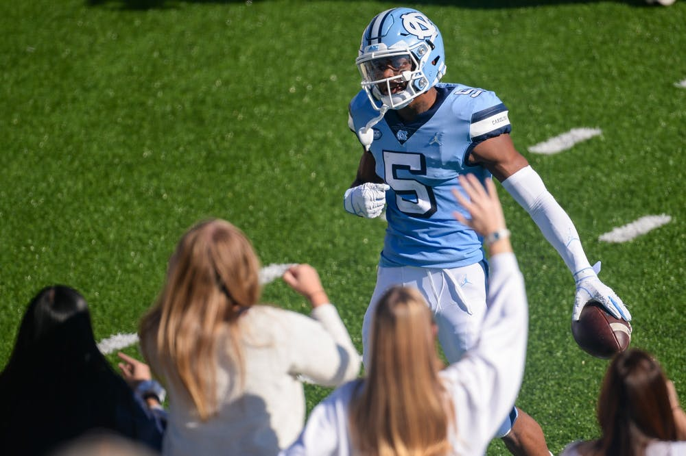 In 2020 Unc Football Earned Its Highest Ranking In Over Two Decades The Daily Tar Heel