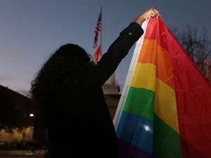 North Carolina is currently the only state in which people in same sex relationships cannot obtain restraining orders against their partners.