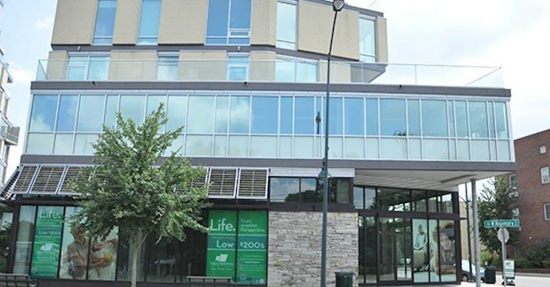 Greenbridge Condominiums on W. Rosemary in Chapel Hill
