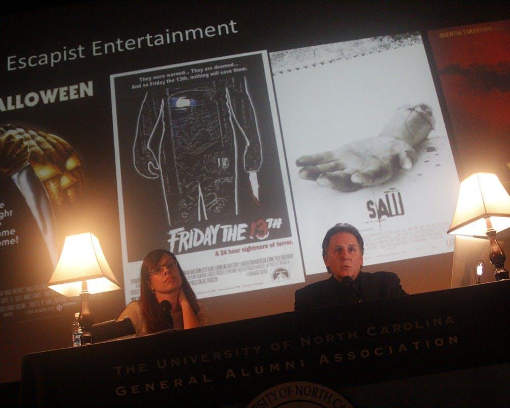 Event addresses #OscarsSoWhite at UNC