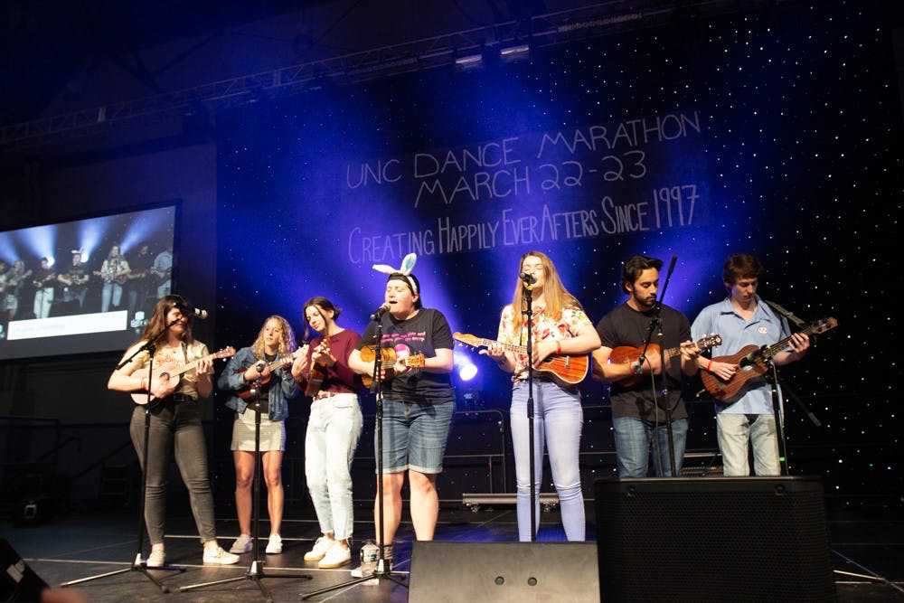 UNC Dance Marathon to be hosted virtually following campus event suspensions