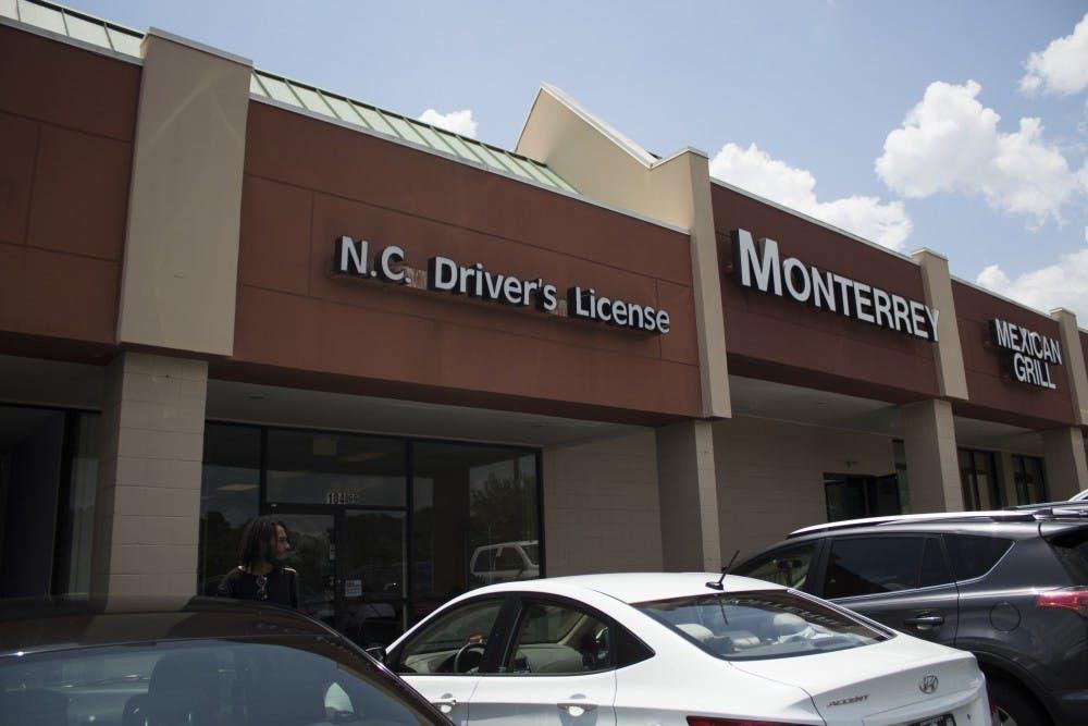 nc dmv drivers license change