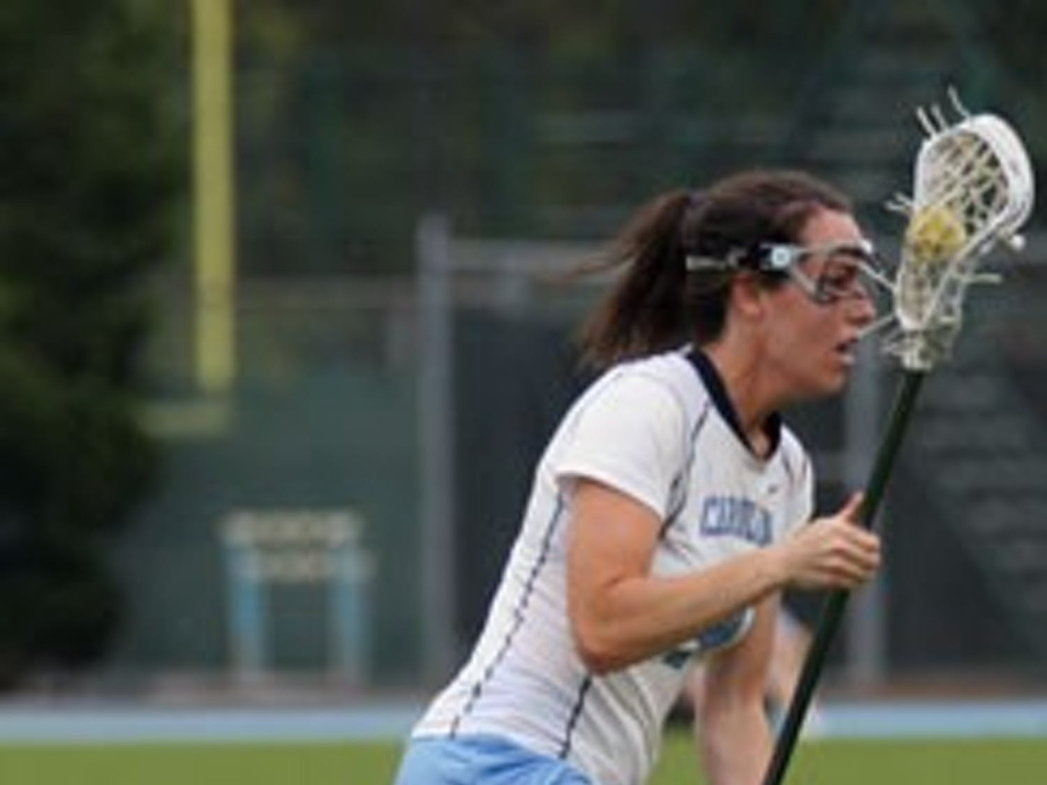 Midfielder Jenn Russell led the team with 38 goals in the season. She dished out 10 assists and was a first-team All-America honoree.