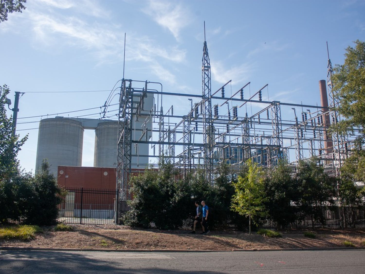 UNC receives energy from the Cogeneration Plant on its campus as well as from Duke Energy.