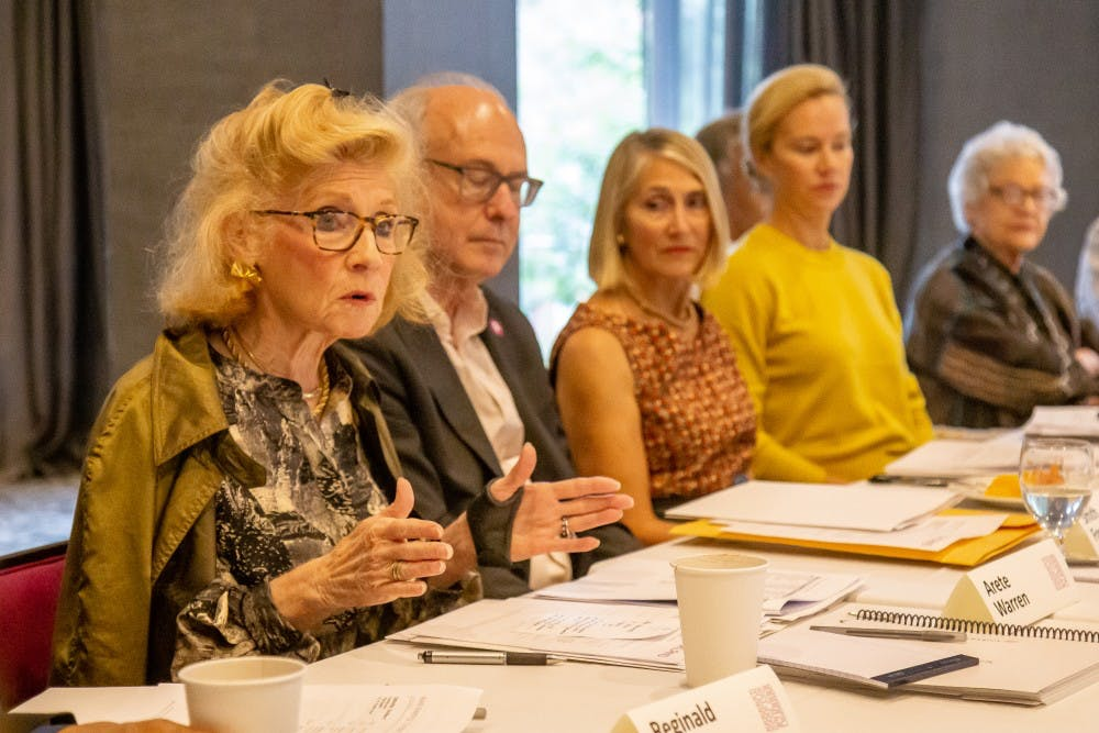 What's next for the Ackland?: National Advisory Board discusses rebranding and goals