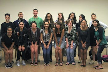 Carolina Indian Circle is a student organization that educates students  about Native American culture.