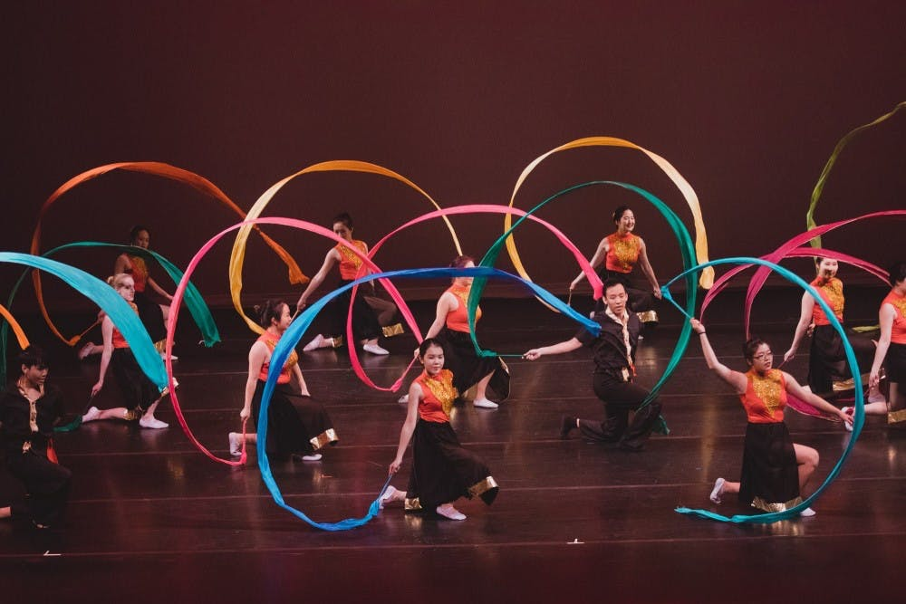 Flying Silk offers cultural home and mesmerizing performances