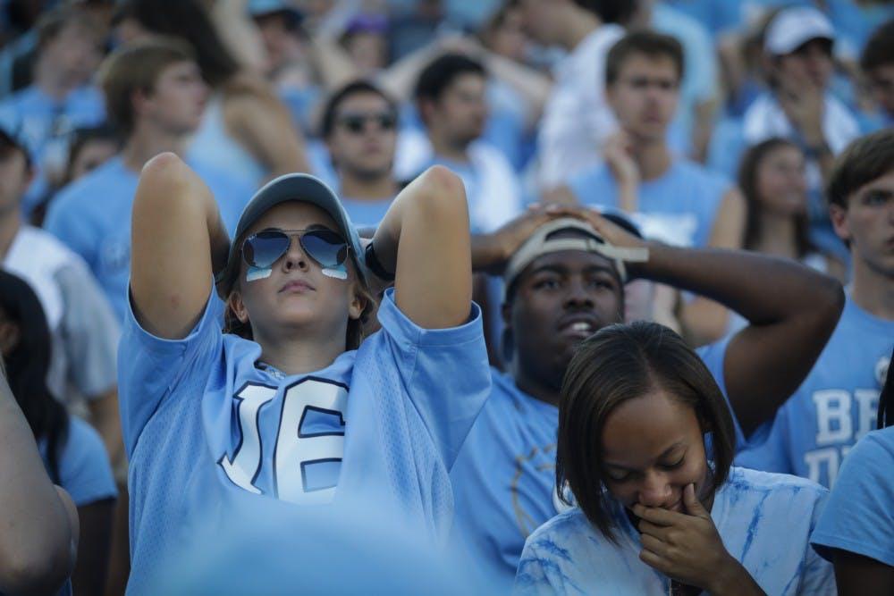 More injuries plague North Carolina in loss to Duke