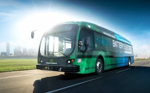 GoTriangle is looking into purchasing Proterra's low-emission buses if they receive a federal grant for electric vehicles. Photo courtesy of Proterra.