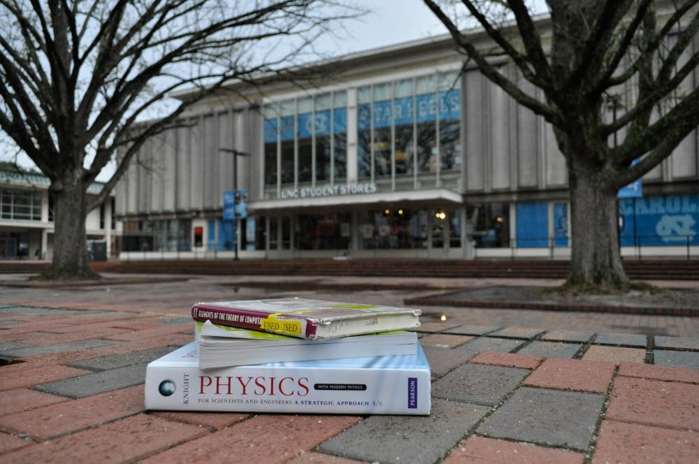 Would a new program for textbook access codes really help UNC students?