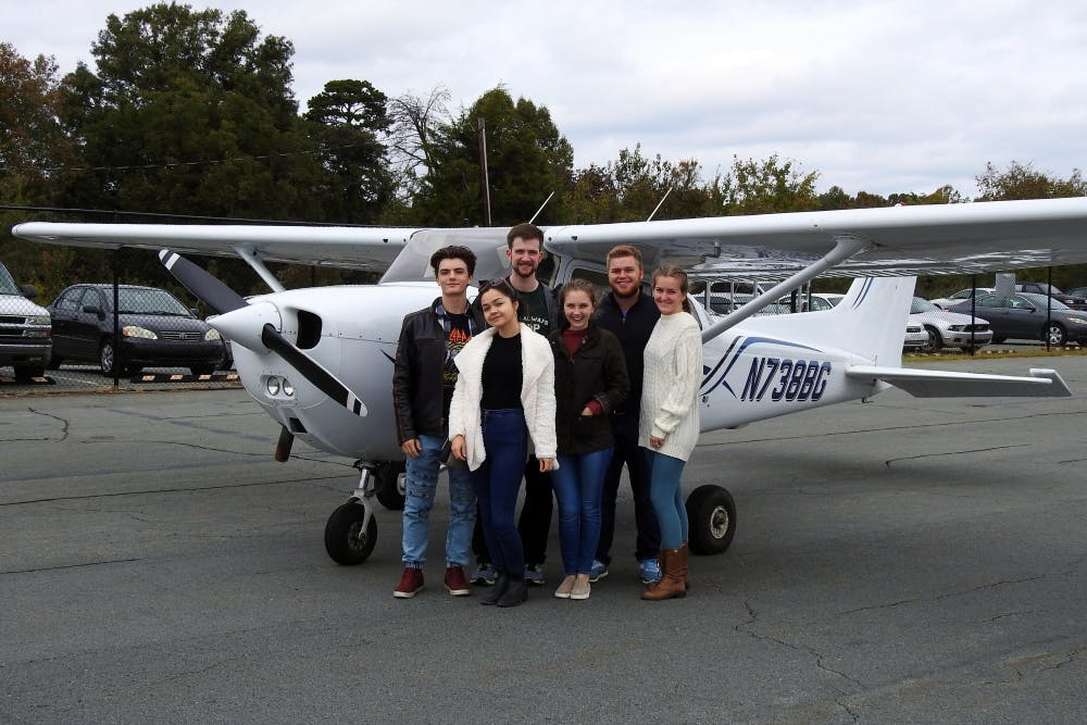 Carolina General Aviation to offer free flights for students