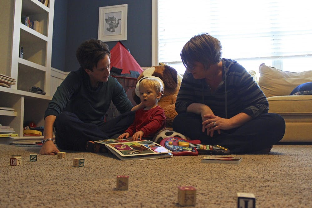 Married gay couples face maze of NC adoption laws