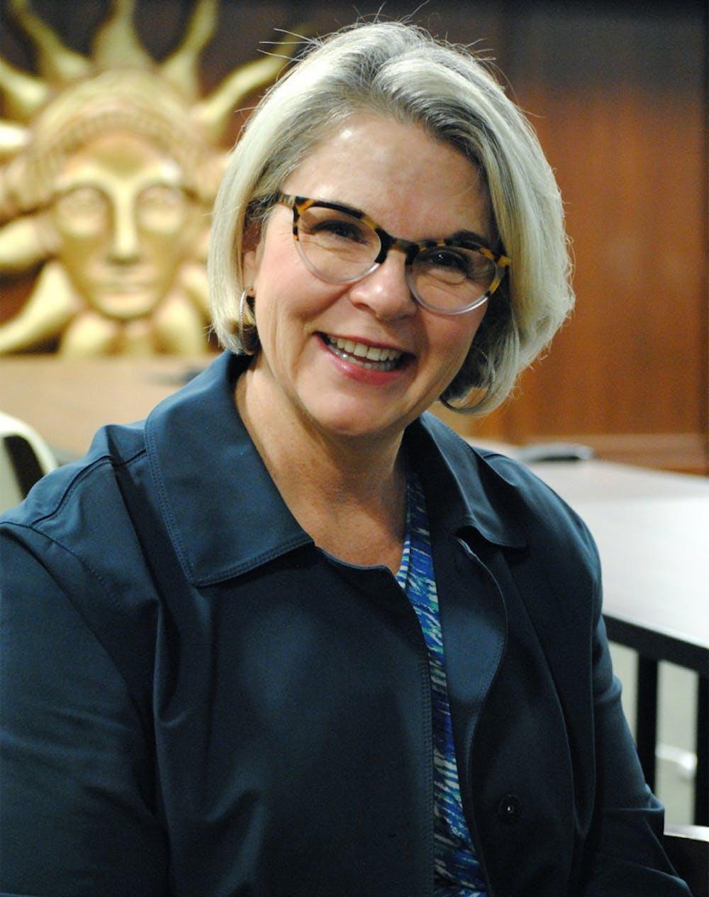 Spellings talks veterans, HBCUs and the future of UNC