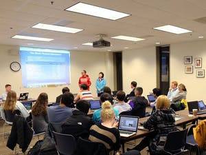 UNC's student congress meets Tuesday night to conduct business.