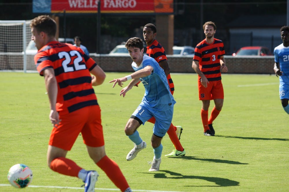'It's on you': How UNC soccer's Alex Rose learned to trust the process
