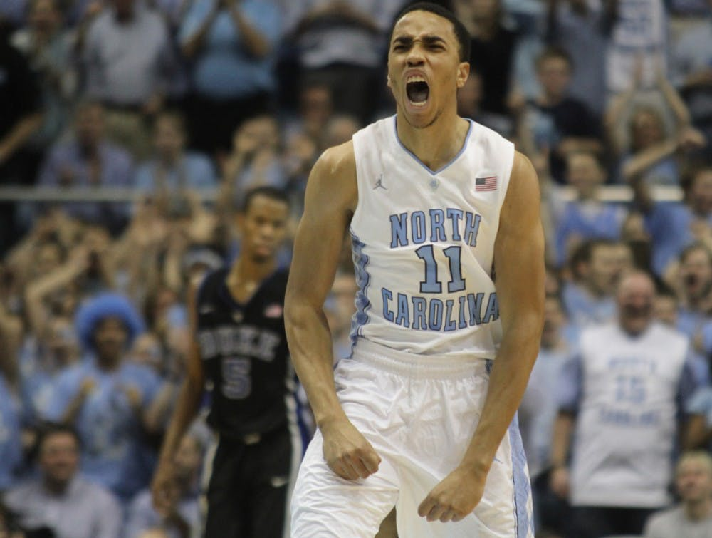 UNC men's basketball upsets No. 5 Duke Thursday 74-66 after an 8-day postponement